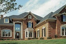 Home Plan - Traditional Exterior - Front Elevation Plan #453-171
