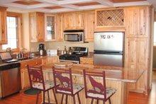 Dream House Plan - Craftsman Interior - Kitchen Plan #981-17