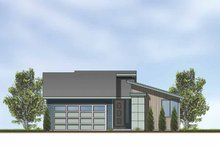 Home Plan - Exterior - Front Elevation Plan #569-2