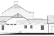 Country Style House Plan - 4 Beds 4.5 Baths 3708 Sq/Ft Plan #1058-80 Exterior - Other Elevation
