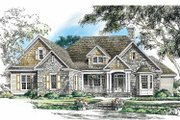 Ranch Style House Plan - 4 Beds 2 Baths 2353 Sq/Ft Plan #929-750 Exterior - Front Elevation