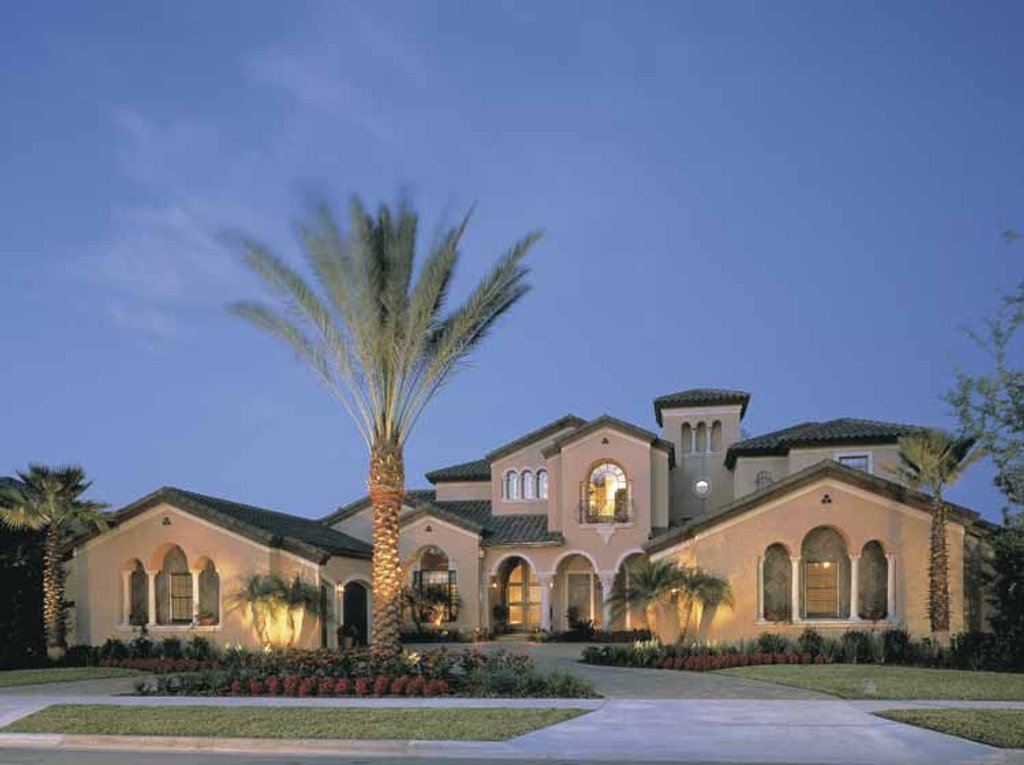 Mediterranean style house plan 5 beds 5 baths 5406 sq ft for Home plan com