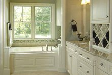 Architectural House Design - Craftsman Interior - Bathroom Plan #928-91