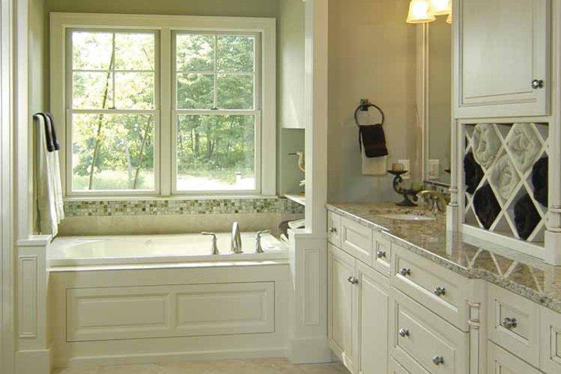Craftsman Interior - Bathroom Plan #928-91 - Houseplans.com