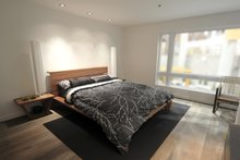 Architectural House Design - Contemporary Interior - Master Bedroom Plan #23-2554