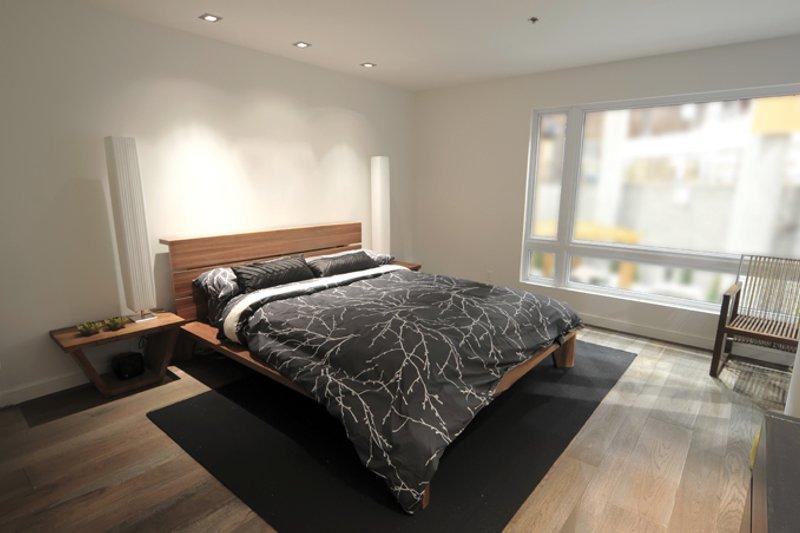 Contemporary Interior - Master Bedroom Plan #23-2554 - Houseplans.com