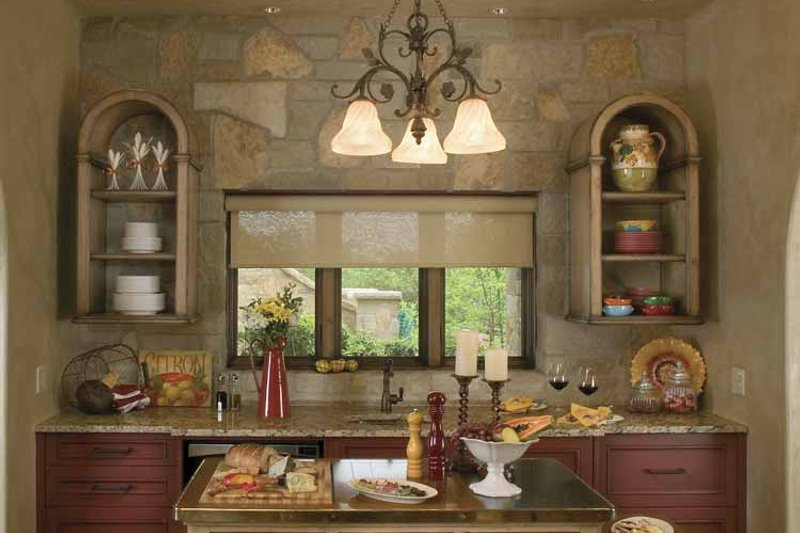 Country Interior - Other Plan #928-183 - Houseplans.com