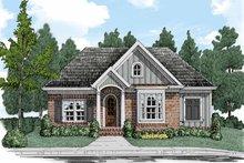 House Plan Design - Bungalow Exterior - Front Elevation Plan #927-516