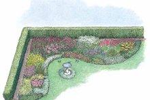 House Plan Design - Exterior - Rear Elevation Plan #1040-77