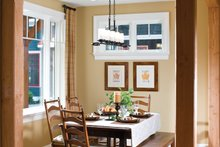 Home Plan - Ranch Interior - Dining Room Plan #942-21