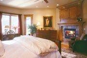 Craftsman Style House Plan - 5 Beds 6.5 Baths 5876 Sq/Ft Plan #942-16 Interior - Master Bedroom