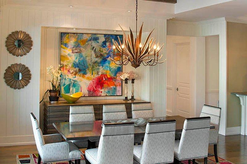 Country Interior - Dining Room Plan #1017-157 - Houseplans.com