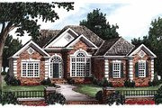 Ranch Style House Plan - 4 Beds 2 Baths 1945 Sq/Ft Plan #927-44
