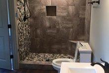 Architectural House Design - Craftsman Interior - Bathroom Plan #437-75