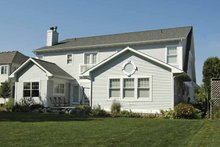 Architectural House Design - Traditional Exterior - Other Elevation Plan #928-70