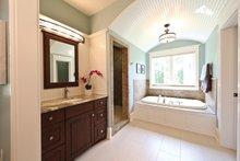 House Plan Design - European Interior - Master Bathroom Plan #928-267
