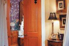 Architectural House Design - European Interior - Master Bedroom Plan #437-66