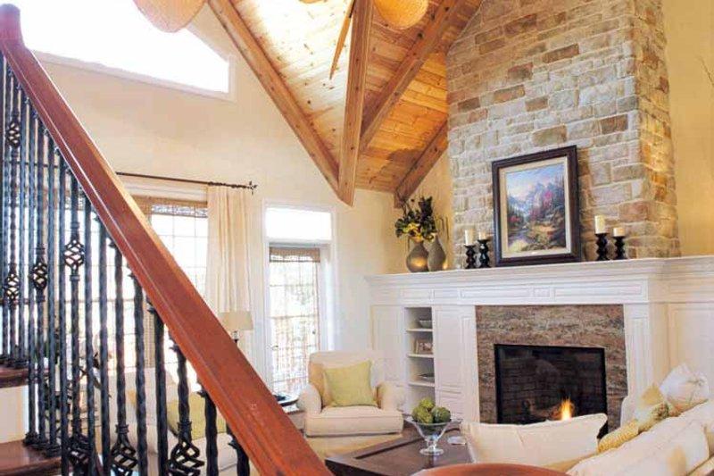 Craftsman Interior - Family Room Plan #929-361 - Houseplans.com