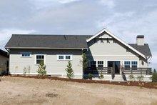 Craftsman Exterior - Rear Elevation Plan #895-81