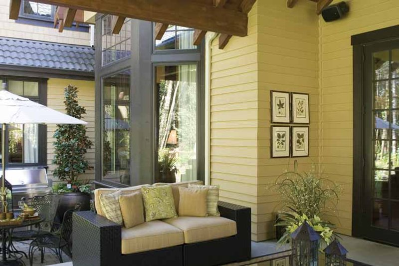 Traditional Interior - Other Plan #48-877 - Houseplans.com