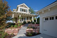 Dream House Plan - Craftsman Exterior - Front Elevation Plan #928-272