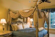 European Interior - Master Bedroom Plan #453-593
