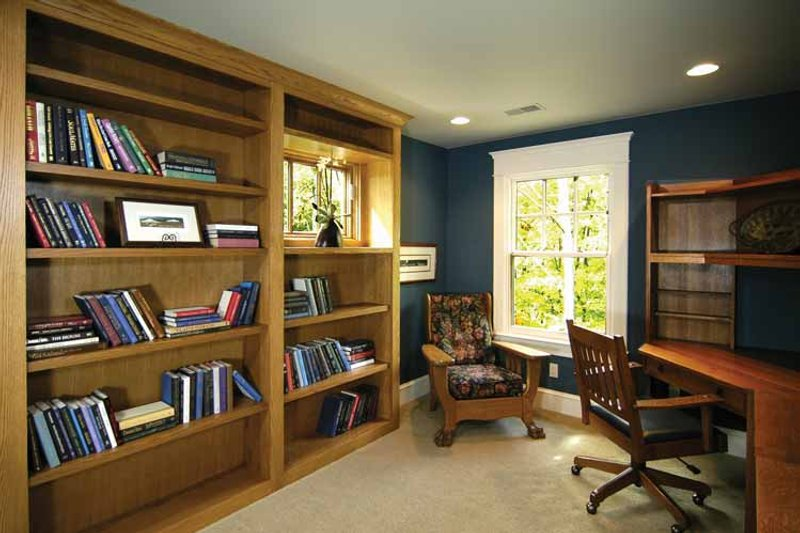 Craftsman Interior - Other Plan #928-30 - Houseplans.com
