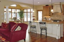 Craftsman Interior - Kitchen Plan #320-997