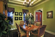 House Plan Design - Country Interior - Dining Room Plan #930-331