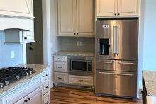 Home Plan - Country Interior - Kitchen Plan #437-81