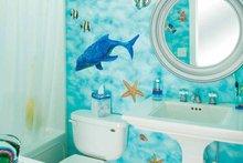 Country Interior - Bathroom Plan #929-755