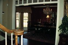 Dream House Plan - Traditional Interior - Dining Room Plan #17-2629