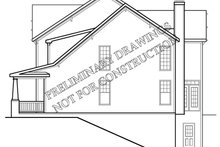 Dream House Plan - Craftsman Exterior - Other Elevation Plan #927-165