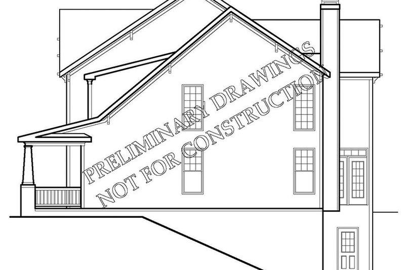 Craftsman Exterior - Other Elevation Plan #927-165 - Houseplans.com