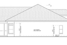 Craftsman Exterior - Other Elevation Plan #1058-47