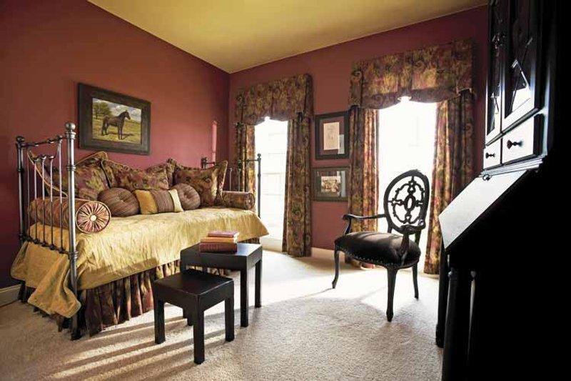 Country Interior - Master Bedroom Plan #927-164 - Houseplans.com