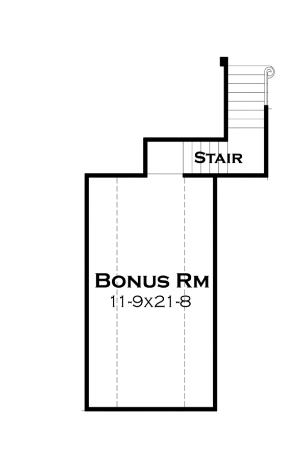 Bungalow Floor Plan - Other Floor Plan Plan #120-245