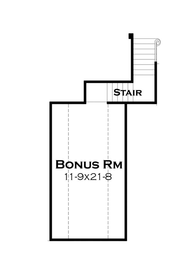 Dream House Plan - Bungalow Floor Plan - Other Floor Plan #120-245