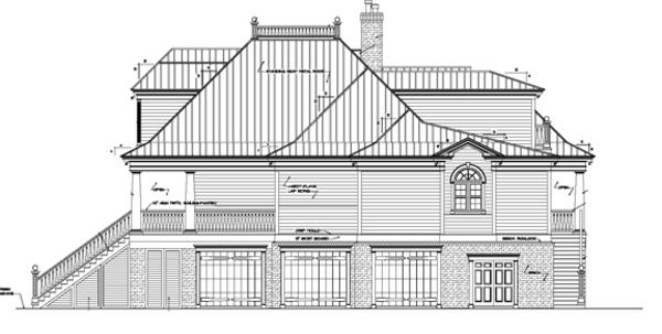 Home Plan - Country Floor Plan - Other Floor Plan #37-267
