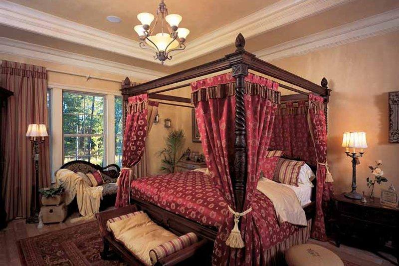 Country Interior - Bedroom Plan #37-256 - Houseplans.com