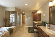 Traditional Style House Plan - 4 Beds 3 Baths 3614 Sq/Ft Plan #928-44 Interior - Bathroom