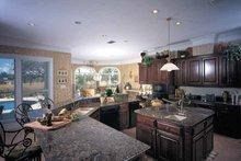 Classical Interior - Kitchen Plan #37-259