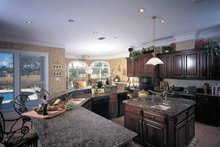 Dream House Plan - Classical Interior - Kitchen Plan #37-259