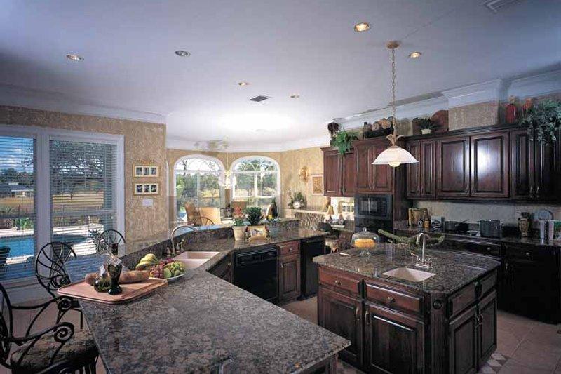 Classical Interior - Kitchen Plan #37-259 - Houseplans.com