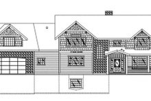 Home Plan - Traditional Exterior - Front Elevation Plan #117-830