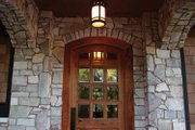 Craftsman Style House Plan - 4 Beds 3.5 Baths 4968 Sq/Ft Plan #928-32 Interior - Entry