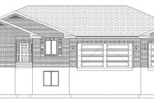 House Plan Design - Ranch Exterior - Front Elevation Plan #1060-27