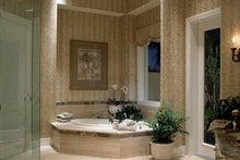 House Plan Design - Mediterranean Interior - Bathroom Plan #930-45