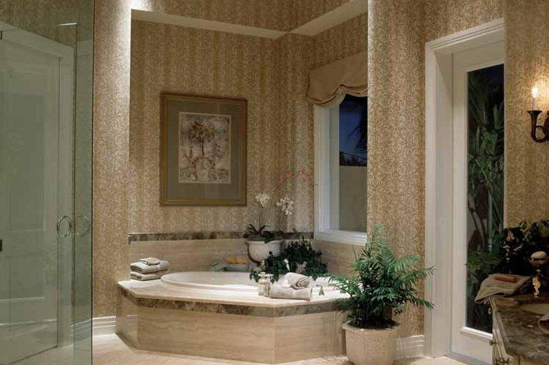 Mediterranean Interior - Bathroom Plan #930-45 - Houseplans.com