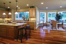 Home Plan - Craftsman Interior - Kitchen Plan #132-241
